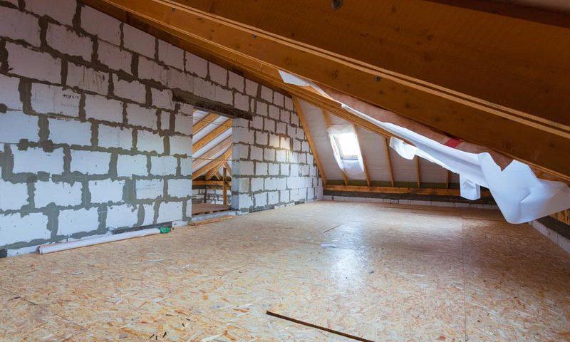 Durch Ausbau mehr Wohnraum schaffen