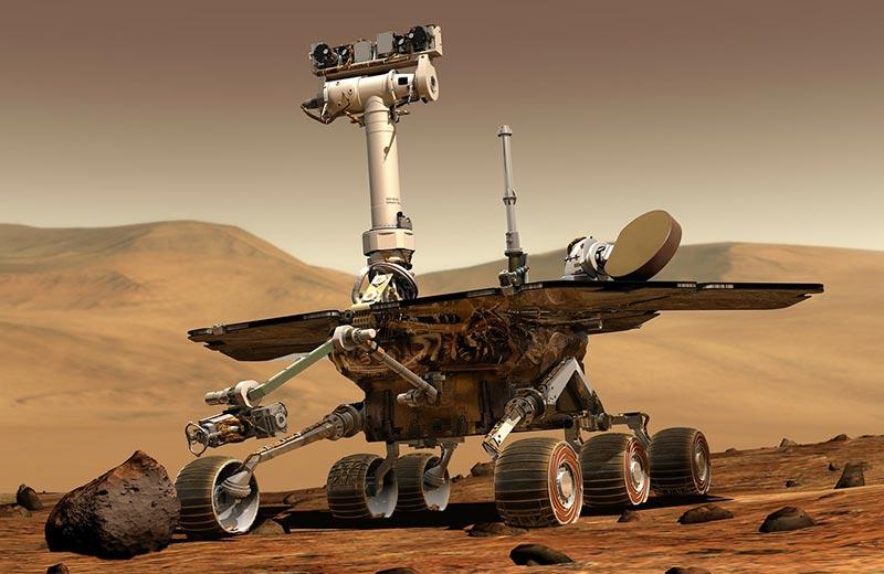 Weltraum und Marsmission – wird das was?